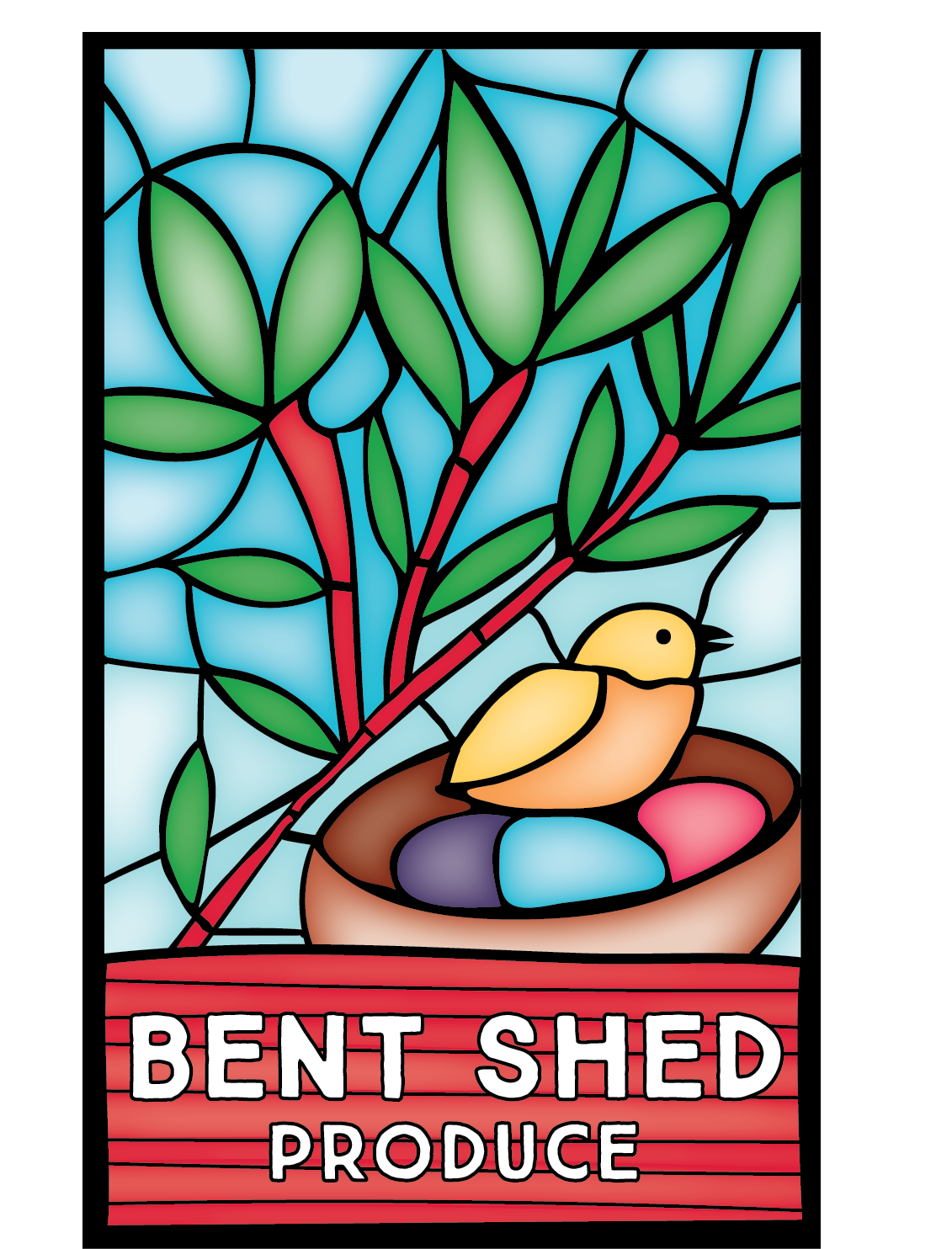 Bent Shed Produce image